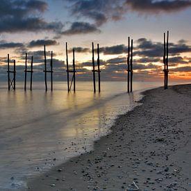 Steiger van Sil op Texel van Ronald Timmer