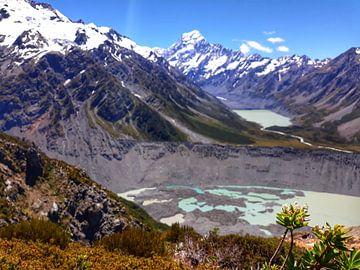 Mount Cook van Timme Miedema