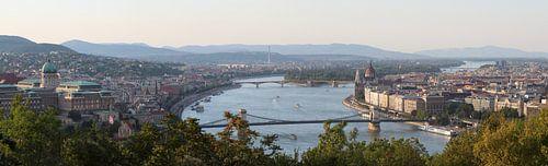 Panorama Boedapest