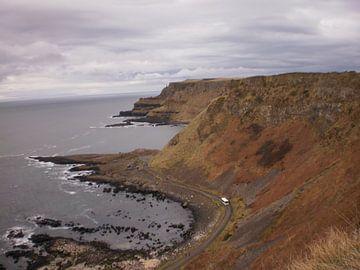 Nordirische Küste von Simone van der Heide