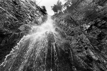 Wasserfall im Schwarzwald von André Post