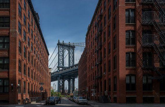 New York - Manhattan-Brücke