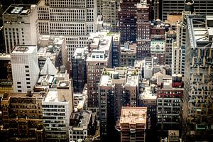 Skyscraper, New York City