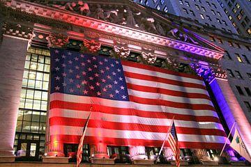 Wall Street von Gert-Jan Siesling