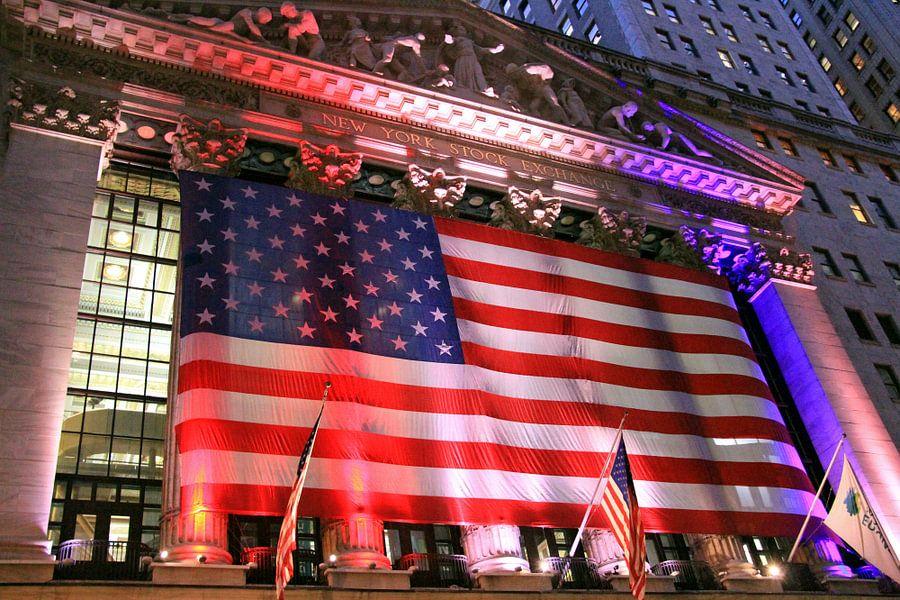 Wall Street van Gert-Jan Siesling