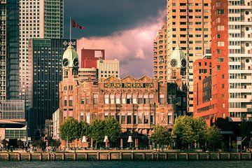 Rotterdam - Hotel New York - Holland Amerika Line van Lizanne van Spanje