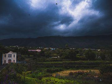 Landschaft, La Palma von Joren van den Bos
