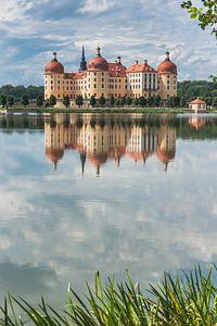 Moritzburg Castle, Saxony van Gunter Kirsch