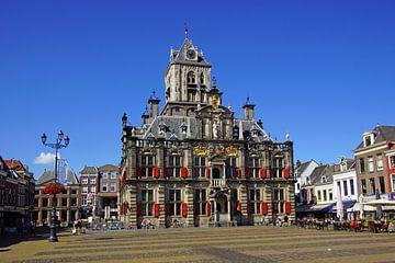 Stadhuis van Delft. van Jarretera Photos