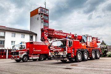 Feuerwehrkran