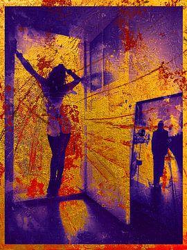 Vanessa1  PopArt von Michael Detter
