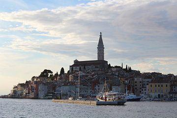 Rovinj, Kroatië van Ruud Cloosterman
