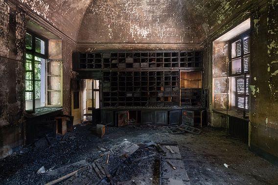 Verlaten Archief Kamer. van Roman Robroek
