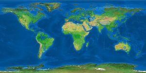 La Terre Noyée sur