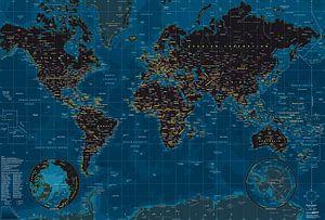 Planisphère Nuit