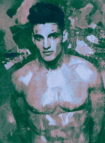 Just Sexy 01 Expressive Pop Art