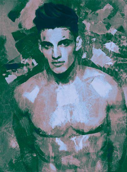 Just Sexy 01 Expressive Pop Art van Felix von Altersheim