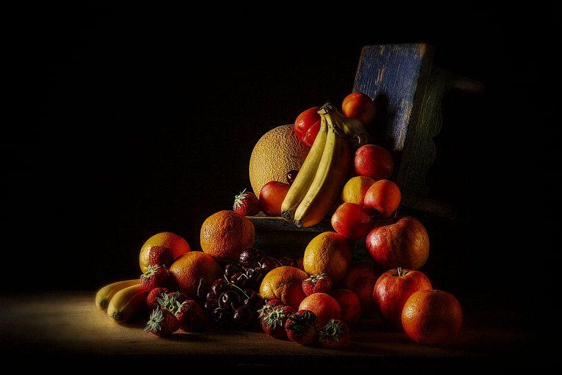 Divers Fruit van Erik van Tienhoven van Weezel