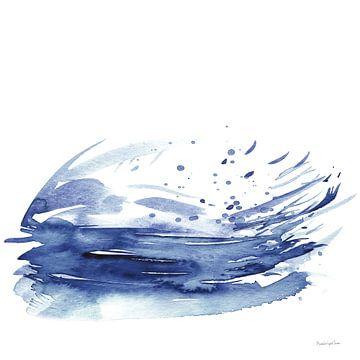 Kust Splash IV, Mercedes Lopez Charro van Wild Apple