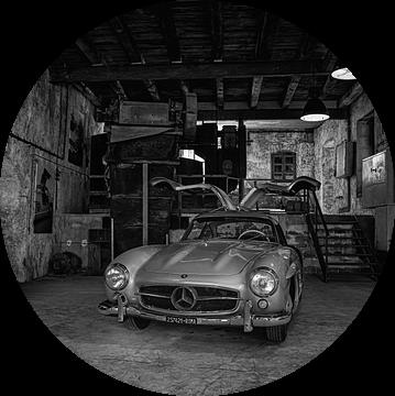 Mercedes 300 SL van Tilo Grellmann | Photography