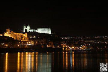 Porto City - Dom Luis Bridge - Serra do Pilar van Ricardo Ferreira