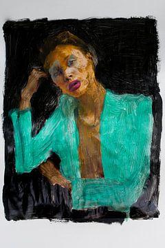 Porträt von Carla Van Iersel