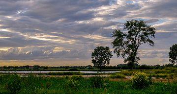 Brabants landschap van Henk v Hoek