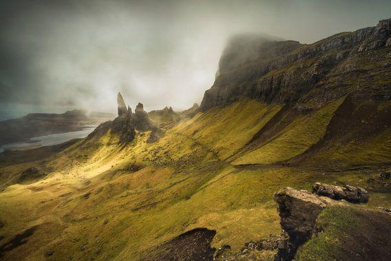 Old Man of Storr - Isle of Skye van Dion van den Boom