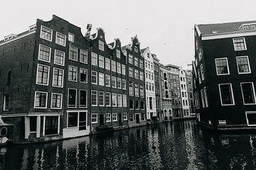 Grachten von Amsterdam von Emily Rocha
