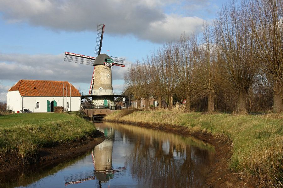 Kilsdonkse molen in Heeswijk Dinther van Antwan Janssen