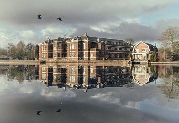 Haarlem: Spaar en Hout. sur Olaf Kramer