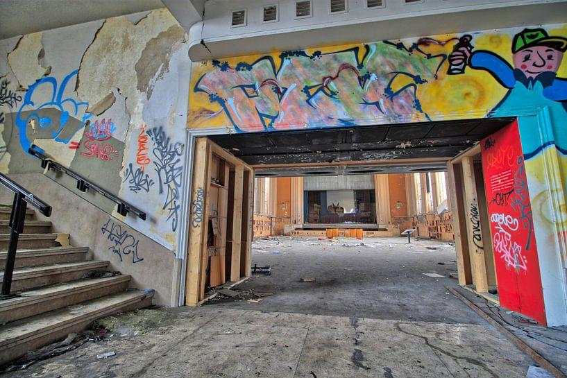 Graffiti  van ellen aerts