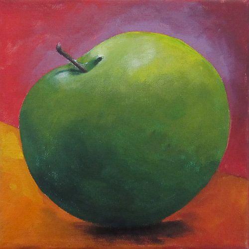 Kleurrijk Fruit: Appel