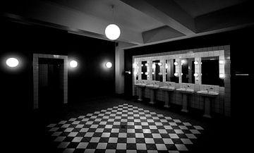 The Lavatory van Maarten De Wispelaere