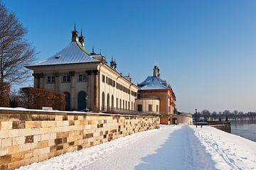 Pillnitz Castle, Dresden van Gunter Kirsch