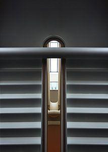 Stairway van