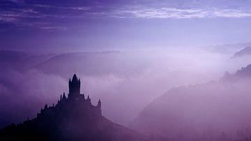 Cochem in mist von Henk Hulshof