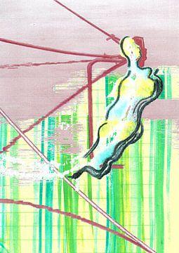 Boegbeeld van Marian Beijer