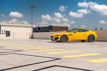 Jaguar F-Type Coupé R, de Britse Sportauto van Bas Fransen
