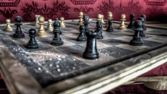 Verlaten plaats - Chess