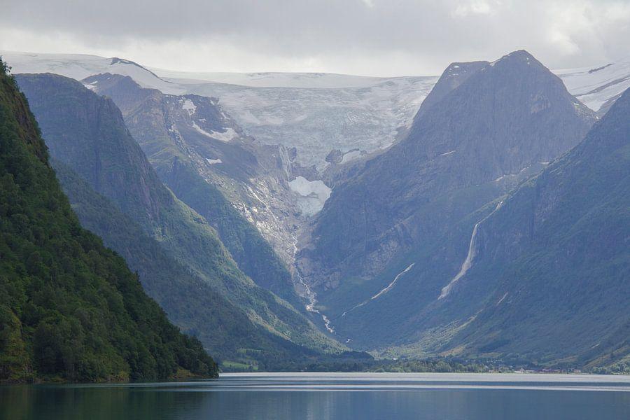 Briksdalbreen, Noorwegen