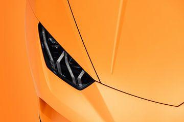Exclusieve Lamborghini Huracan Performante in Arancio Borealis