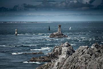 Küste der Bretagne von Jeroen Mikkers