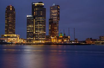 Rotterdam Wilhelminapier van Eisseec Design