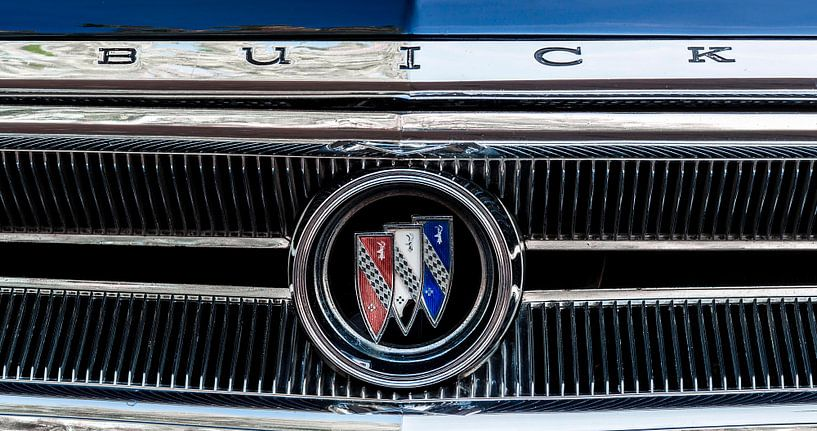 Buick classic car van Rob Smit