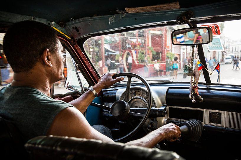 Havana taxi van Xlix Fotografie