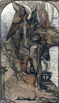 Oedipus en de feniks, Johannes Josephus Aarts van Atelier Liesjes