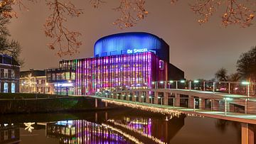 'De Spiegel', theater in Zwolle van Jenco van Zalk
