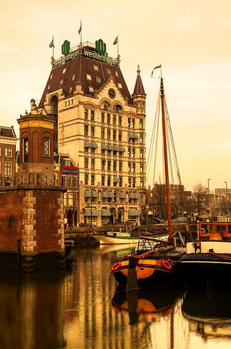Witte huis, Rotterdam van
