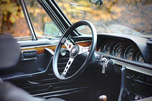 BMW 3.0 CSL e9. Oldtimer / klassieker van